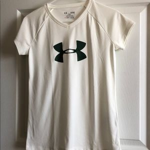 Under Armour Shirts & Tops - NWOT Youth Under Armour Athletic Shirt
